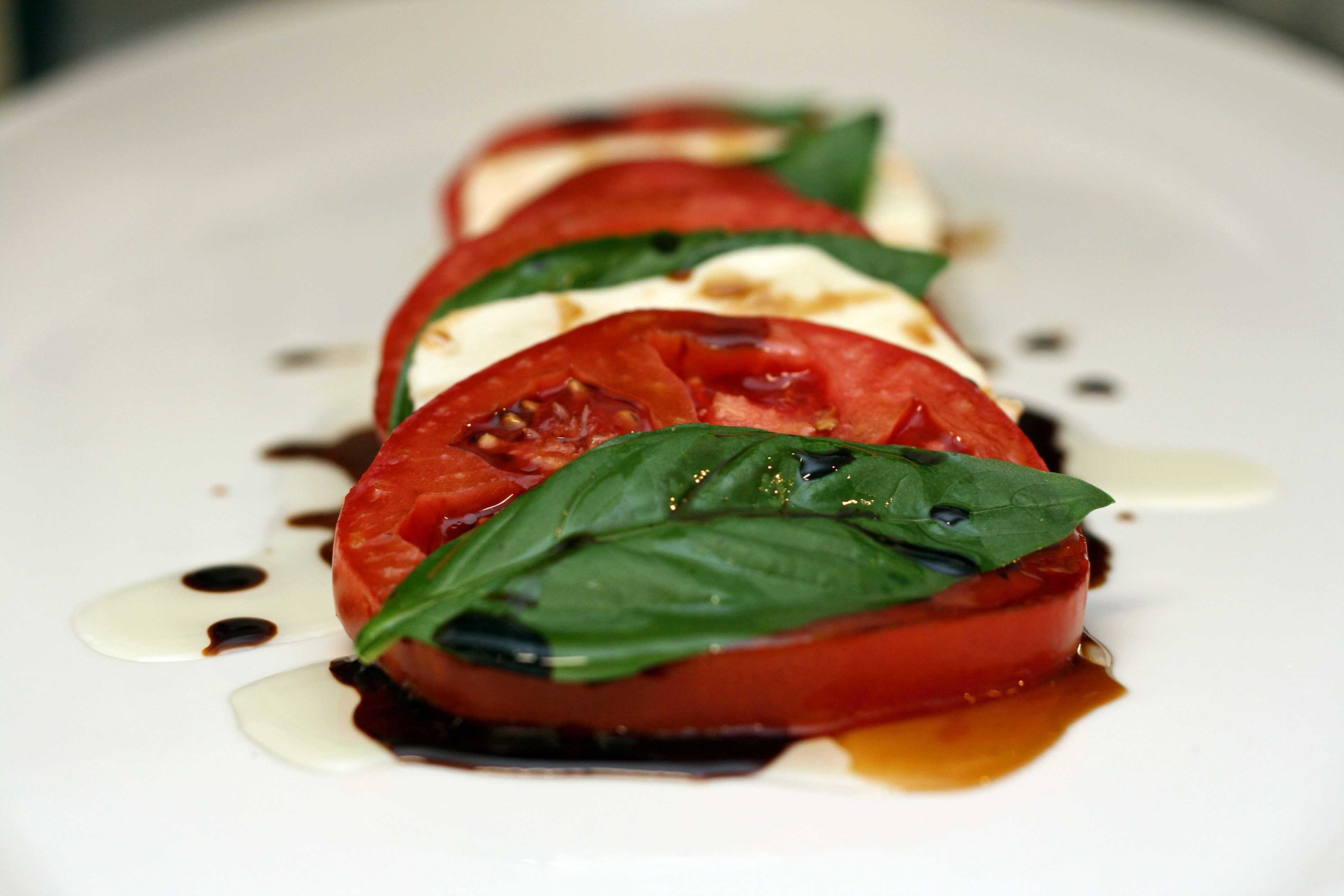 Mozzarella Caprese Image
