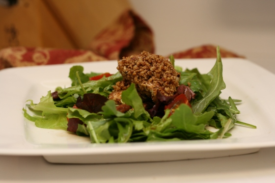 Field-Greens-Spiced-Pecans-Goat-Cheese-Balsamic-Vinaigrette-4