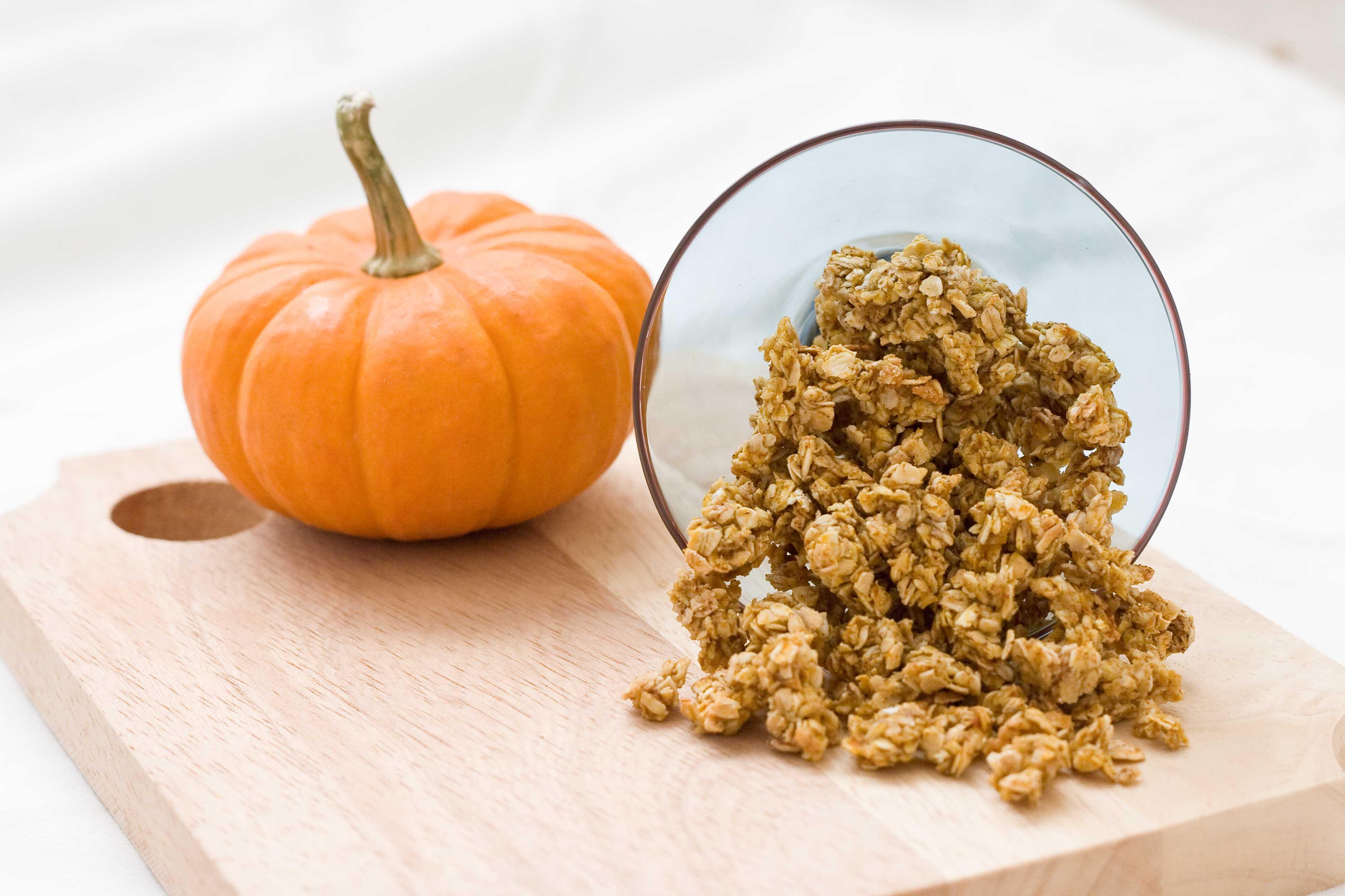 Pumpkin Granola | Ruf Love