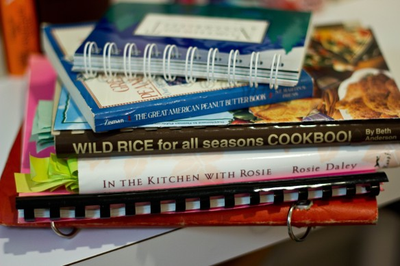 Cookbooks (2 of 3)