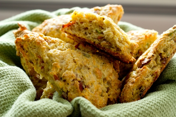 Bacon-and-Cheddar-Scones