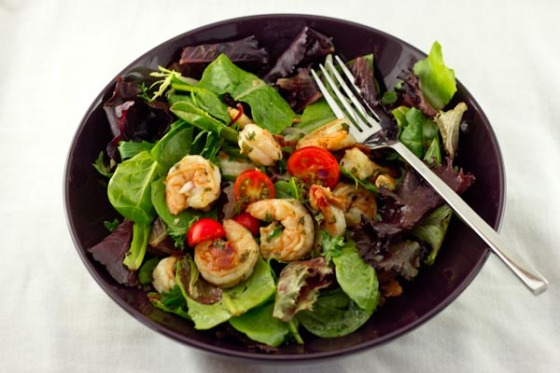 Bacon-and-Shrimp-Salad-3