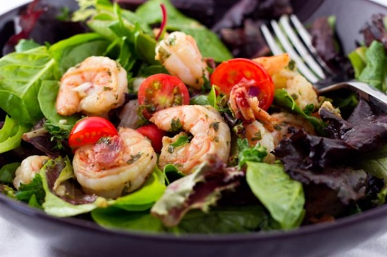 Bacon-and-Shrimp-Salad-2